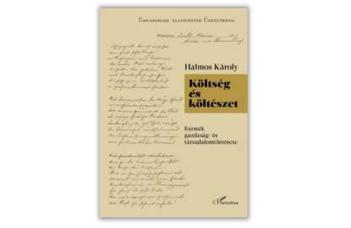 Könyvbemutató: Halmos Károly: Költség és költészet