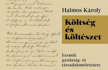 Megjelent Halmos Károly legújabb kötete!