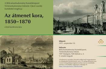 Az átmenet kora, 1850-1870